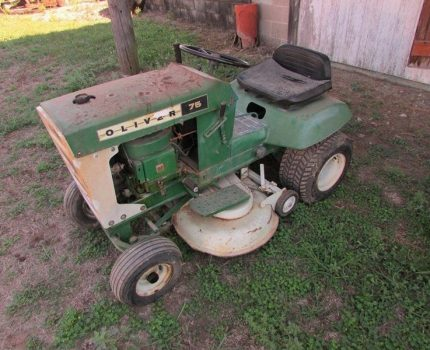 Ideal Yard Tractor Under Upgraded In November