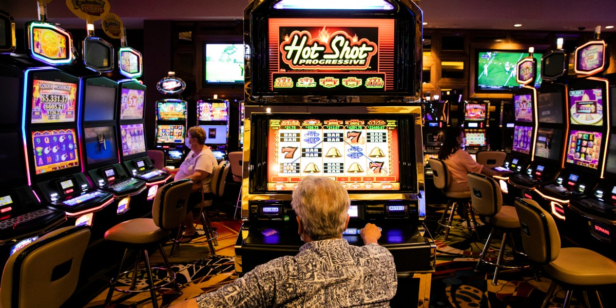 Five Ways Create Higher Casino With The Assistance Of Your Canine